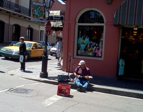 Gazebo Cafe New Orleans La